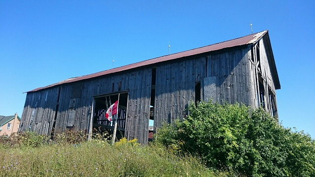 Stoney Creek Barn.