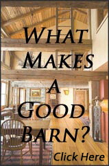 What Makes a Good Barn